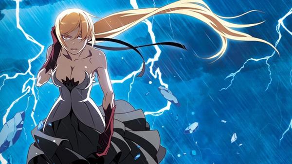 Kizumonogatari Part II: Nekketsu Trailer Teases More Monogatari Madness