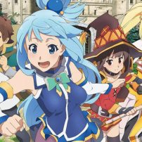 New Konosuba Anime Project Planned