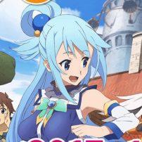 Konosuba Anime Returns in January