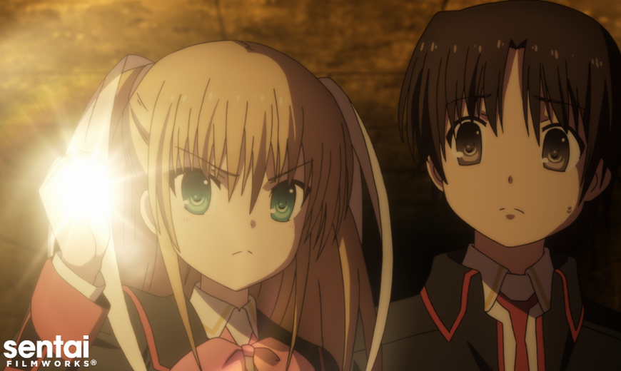 Sentai Filmworks Adds Little Busters EX