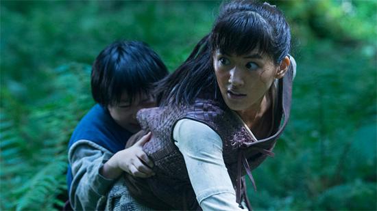 Trailer For Live-Action Moribito Series Debuts