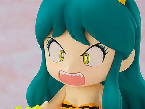 Urusei Yatsura's Lum to Invade Shelves in Nendoroid Form
