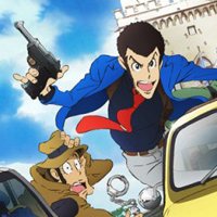 New Lupin Hits Italy In May, Japan in Fall