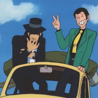 Contest of Cagliostro: Win a Free Lupin the 3rd T-Shirt!