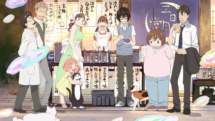 March Comes in like a Lion Season 2 Starts October 14
