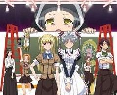 Sentai Filmworks Adds Maria Holic Alive! to Their Lineup