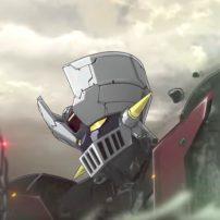 New Mazinger Z Anime Film Teased