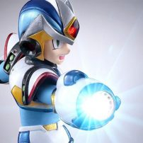 New Mega Man X Figure Makes Us Want to Bust Out the Super Nintendo