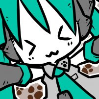 Hatsune Miku Goofs Around in Family Mart Promos