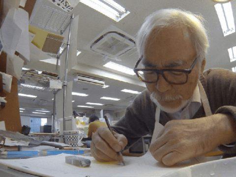 Hayao Miyazaki's Boro the Caterpillar Short to Premiere in July