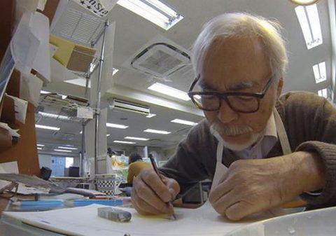 Studio Ghibli Hiring Animators for New Miyazaki Film