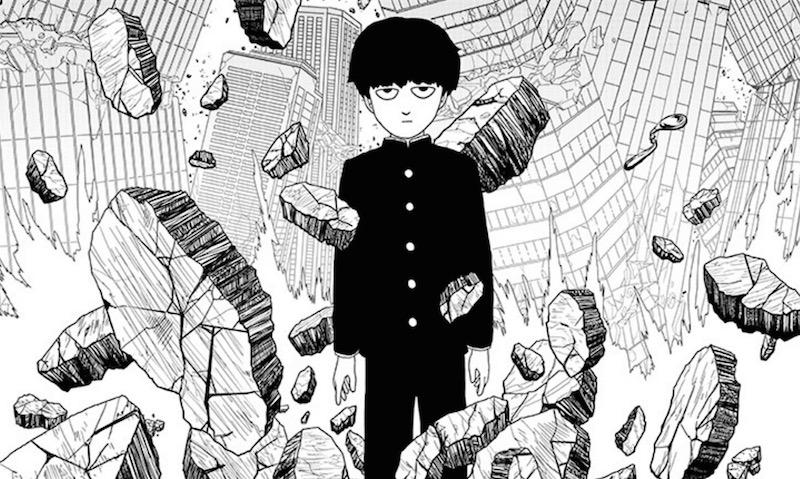 Mob Psycho 100 Anime Teased