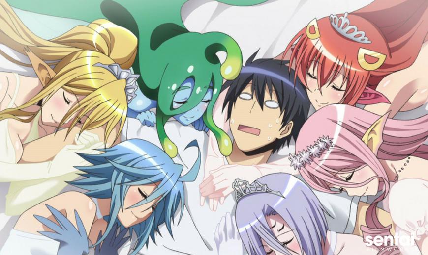 Sample Monster Musume Anime's English Dub