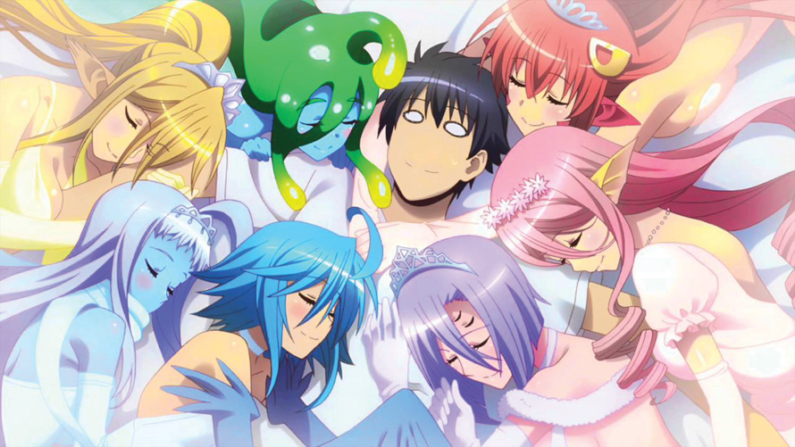 The Fantastic Beasts of Monster Musume