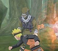 Naruto + Monster Hunter = Kizuna Drive on PSP