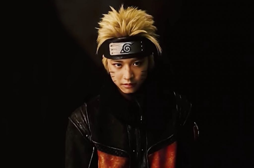 Check Out the Naruto Stage Musical's Main Cast in Costume