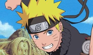 Naruto Hits Warp Speed in US