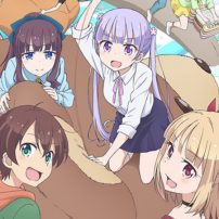 New Game! Anime Season 2 Announces Theme Song Performer