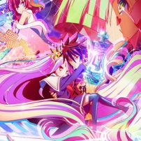 No Game No Life Anime Heads to the Big Screen