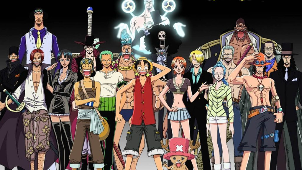 One Piece Inspires New Holographic Anime