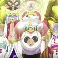 One Piece Film Gold Teaser Jams Mayumi Kojima's Song