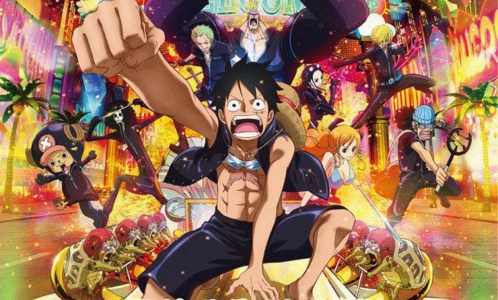 Select One Piece Film Gold Screenings to Feature English Subs