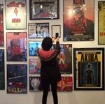 Tokyo Gallery Hosts Akira Creator Exhibition