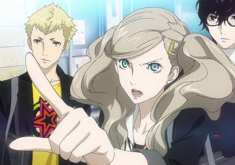 Atlus Delays Persona 5 to April, Adds Dual Audio