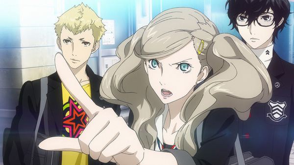 Atlus Delays Persona 5 to April, Adds Dual Audio