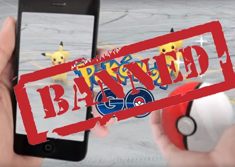 Pokemon Go Banned in Iran