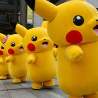 """Live-Action Pokemon Film A """"Go"""" at Legendary Pictures?"""