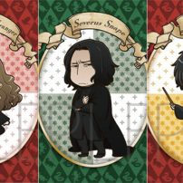 Harry Potter Characters Get The Anime Treatment