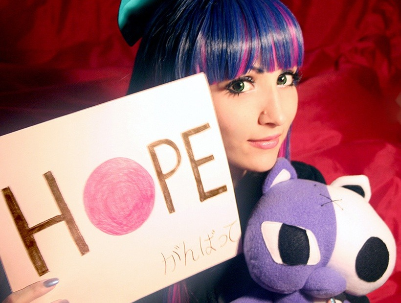 """Prayers from Cosplayers"" Continues to Spread Hope to Japan"