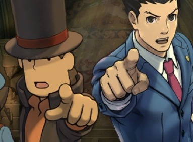Professor Layton vs. Ace Attorney Shows Off Gameplay Modes