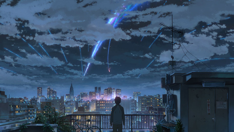 Radwimps Preview English Versions of Your Name Songs