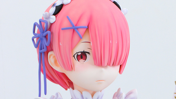 Another Life-Size Re:Zero Figure is Here for Your Yen