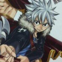 Fairy Tail x Rave Master Manga to Be Animated
