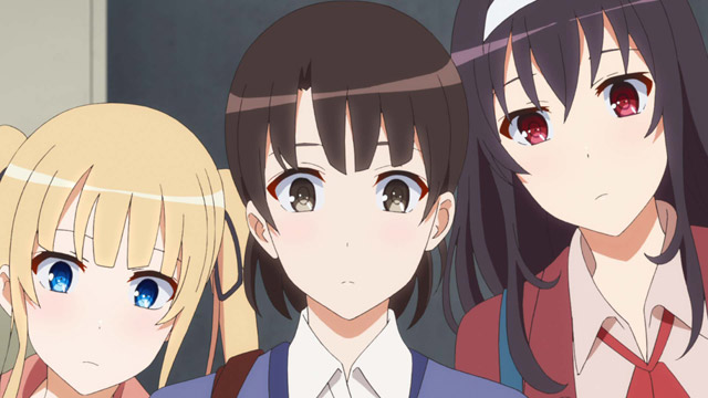 Saekano Anime Season 2 Planned for 2017