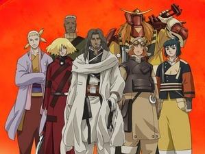 Samurai 7 to Take Deadman Wonderland's Toonami Slot