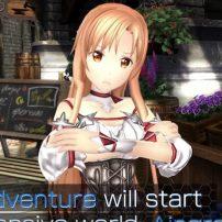 Sword Art Online: Hollow Realization Game Gets New Trailer