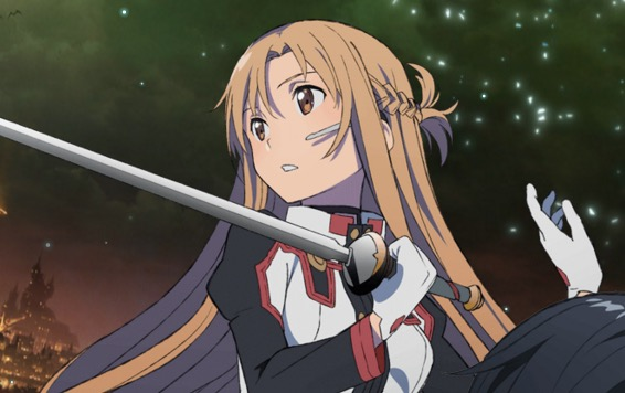 Sword Art Online Movie Debuts New Visual and More