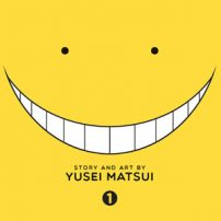 Manga Review: Assassination Classroom v. 1