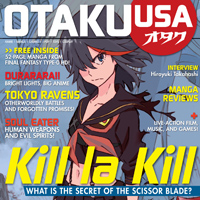 Otaku USA's June 2015 Issue is Out!