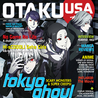 Otaku USA's August 2015 Issue Celebrates 8 Years of Publication