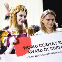 Russia Wins At World Cosplay Summit