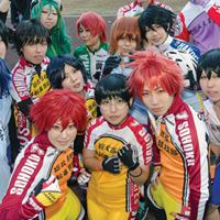 Japanese Bike Manufacturer Sponsors Cosplay-OK Race