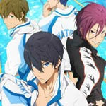 Swimming anime Free! enrages Male Fans
