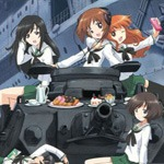Feature Watch: Girls und Panzer Fires Away!