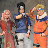 First Footage from the Naruto Stage Play Hits
