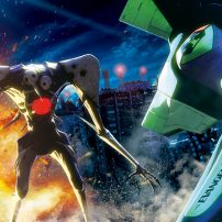 Evangelion 4D Attraction Comes to Universal Studios Japan